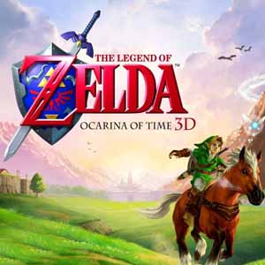 The Legend of Zelda Ocarina of Time 3D Nintendo 3DS Download Code im Preisvergleich kaufen