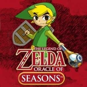 The Legend of Zelda Oracle of Seasons Nintendo 3DS Download Code im Preisvergleich kaufen