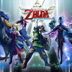 The Legend of Zelda Skyward Sword Wii U Download Code im Preisvergleich kaufen