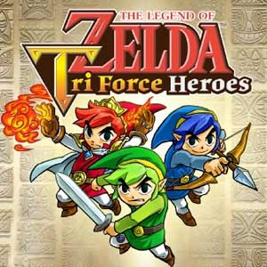The Legend of Zelda Tri Force Heroes Nintendo 3DS Download Code im Preisvergleich kaufen