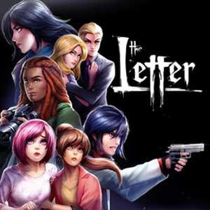 The Letter A Horror Visual Novel