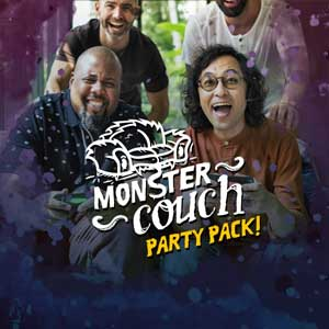 Kaufe The Monster Couch Party Pack PS4 Preisvergleich