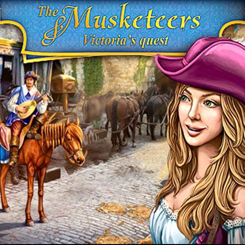 The Musketeers Victorias Quest Key Kaufen Preisvergleich
