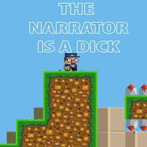 The Narrator is a DICK Key Kaufen Preisvergleich