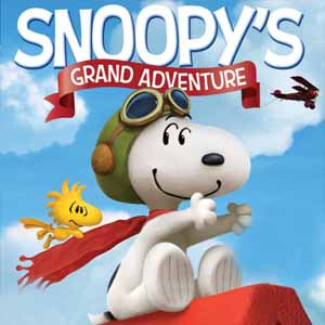 The Peanuts Movie Snoopys Grand Adventure PS4 Code Kaufen Preisvergleich