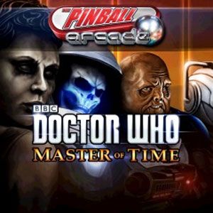 The Pinball Arcade Doctor Who Master of Time