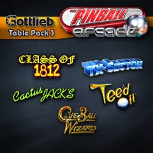 Kaufe The Pinball Arcade Gottlieb Table Pack 3 PS4 Preisvergleich