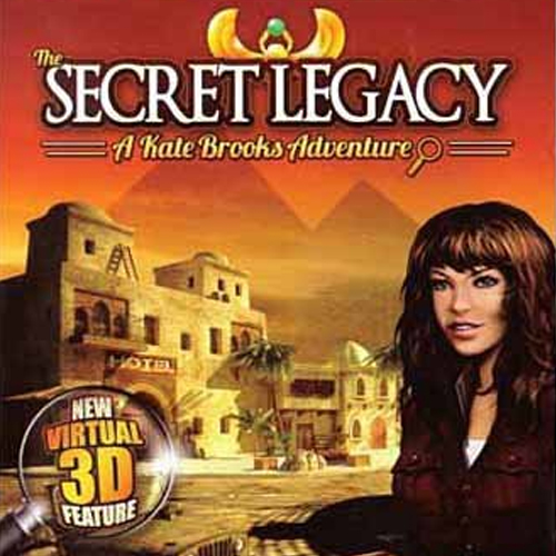 The Secret Legacy A Kate Brooks Adventure Key Kaufen Preisvergleich