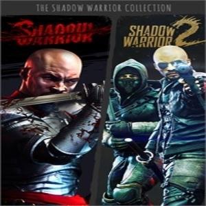 Kaufe The Shadow Warrior Collection Xbox Series Preisvergleich