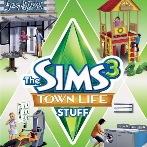 The Sims 3 Town Life Stuff Key Kaufen Preisvergleich