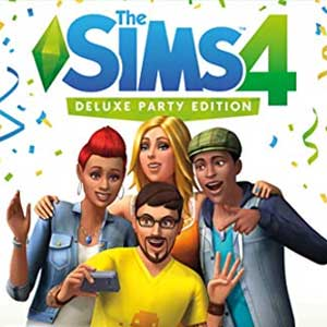 The Sims 4 Deluxe Party Upgrade