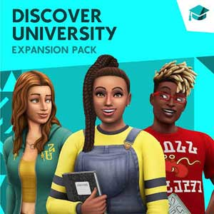 The Sims 4 Discovery University