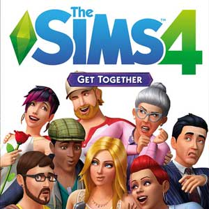 The Sims 4 Get Together