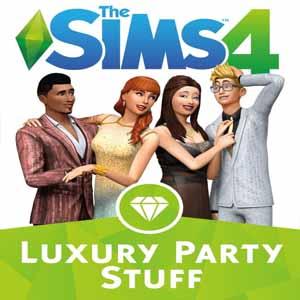 SIms 4 Luxus-Party-Accessoires Key Kaufen Preisvergleich