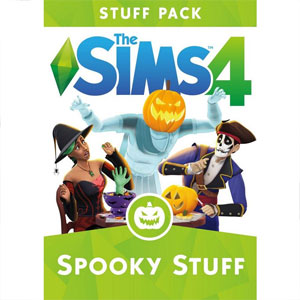The Sims 4 Spooky Stuff