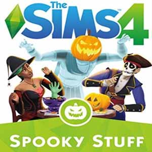 Sims 4 Grusel-Accessoires