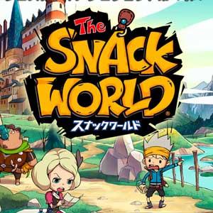 The Snack World 3DS Download Code im Preisvergleich kaufen