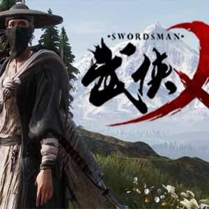 The Swordsmen X