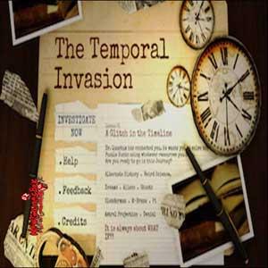 The Temporal Invasion Key Kaufen Preisvergleich