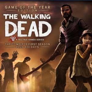 Kaufe The Walking Dead PS4 Preisvergleich