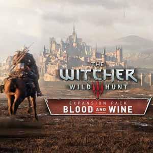 The Witcher 3 Wild Hunt Blood and Wine PS4 Code Kaufen Preisvergleich