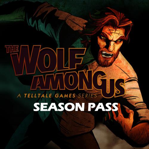 The Wolf Among Us Season Pass