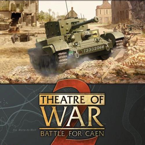 Theatre of War 2 Battle for Caen Key Kaufen Preisvergleich