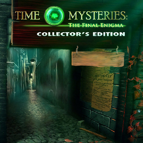 Time Mysteries The Final Enigma