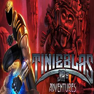 Tinieblas Jrs Adventure