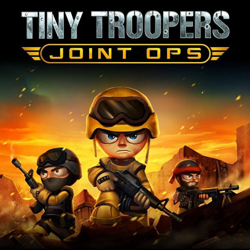 Tiny Troopers Joint Ops PS4 Code Kaufen Preisvergleich