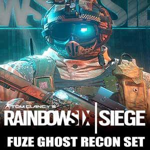 Tom Clancys Rainbow Six Siege Fuze Ghost Recon Set Key Kaufen Preisvergleich
