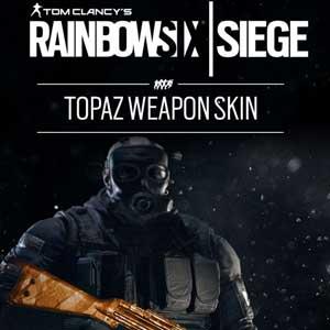 Tom Clancys Rainbow Six Siege Topaz Weapon Skin Key Kaufen Preisvergleich