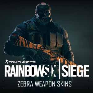 Tom Clancys Rainbow Six Siege Zebra Weapon Skins Xbox One Code Kaufen Preisvergleich
