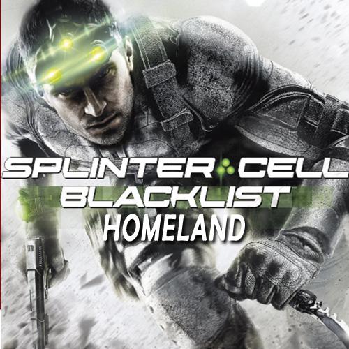 Tom Clancys Splinter Cell Blacklist Homeland Key Kaufen Preisvergleich