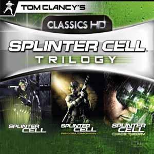 Tom Clancys Splinter Cell Classic Trilogy HD PS3 Code Kaufen Preisvergleich