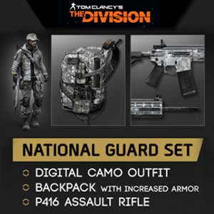 Tom Clancys The Division National Guard Gear Set Key Kaufen Preisvergleich