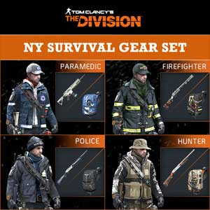 Tom Clancys The Division NY Survival Gear Set Key Kaufen Preisvergleich