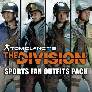 Tom Clancys The Division Sports Fan Outfit Pack Key Kaufen Preisvergleich