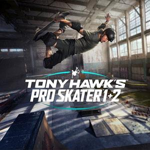 Tony Hawk's Pro Skater 1 plus 2