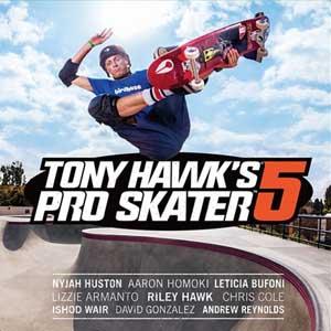 Tony Hawks Pro Skater 5 Xbox One Code Kaufen Preisvergleich