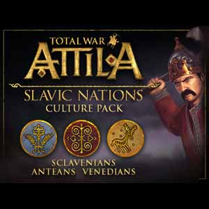 Total War ATTILA Slavic Nations Culture Pack Key Kaufen Preisvergleich