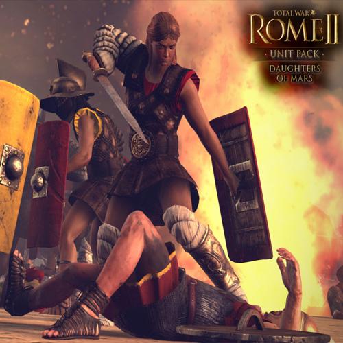 Total War ROME 2 Daughters of Mars Key Kaufen Preisvergleich