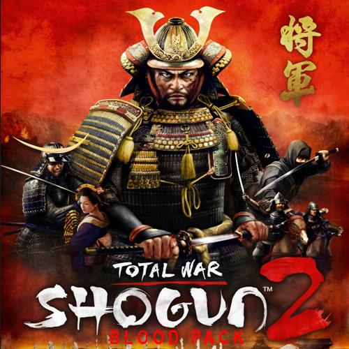 Total War Shogun 2 Blood Pack