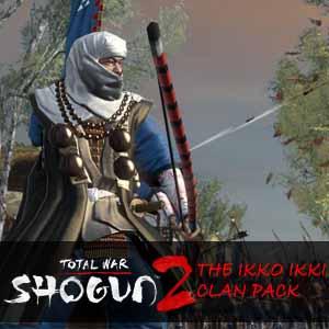 Total War Shogun 2 The Ikko Ikki Clan Pack Key Kaufen Preisvergleich