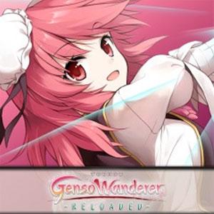 Touhou Genso Wanderer Reloaded Kasen & Equipment