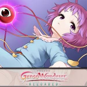 Touhou Genso Wanderer Reloaded Satori & Equipment
