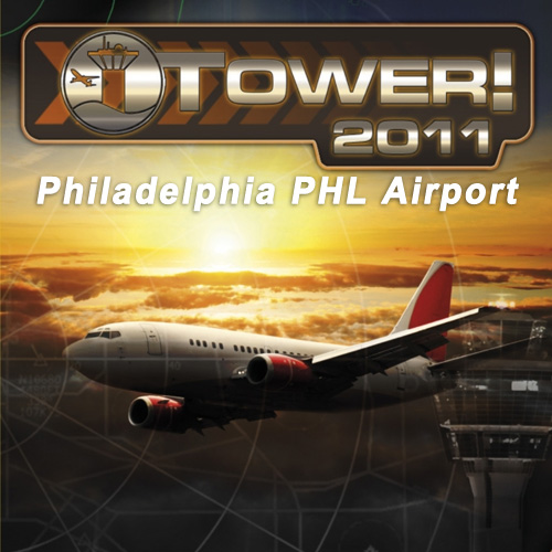 Tower 2011 Philadelphia PHL Airport