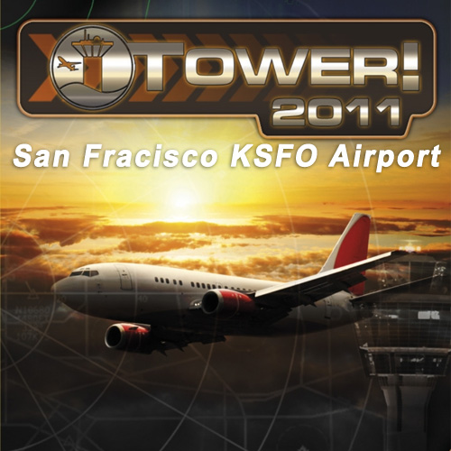 Tower 2011 San Fracisco KSFO Airport