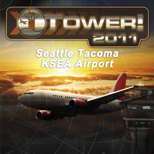 Tower 2011 Seattle Tacoma KSEA Airport