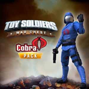 Toy Soldiers War Chest Cobra Pack Key Kaufen Preisvergleich